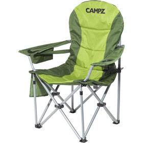 CAMPZ Deluxe Arm Chair, green